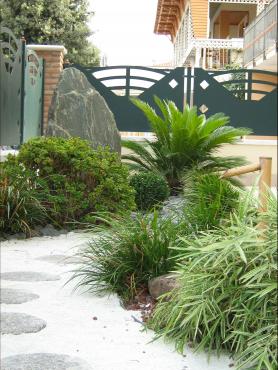 Giardini romantici for Giardini moderni design